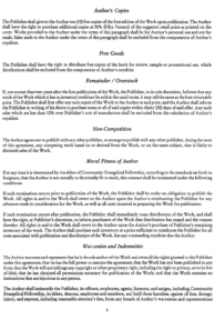 Canon Press Contract, page 3