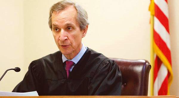 Judge John Stegner